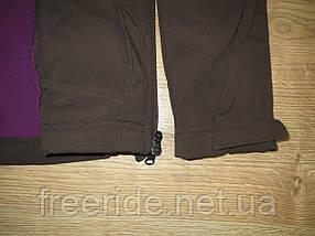 Куртка софтшелл жіночий ТСМ Alpine (38) на флісі, фото 3