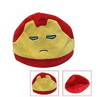 Шапка Железный Человек Iron Man новогодний косплей