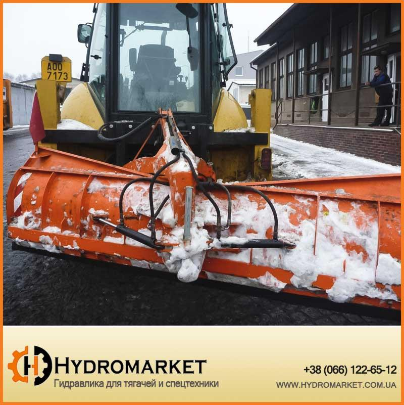 Снегоуборочный отвал ZRH-T