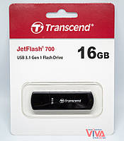 USB флешка Transcend JetFlash 700 16 GB USB 3.0, фото 1