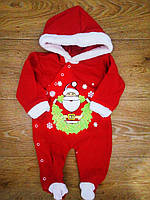 Детский новогодний человечек 68-74 см