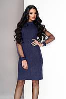 Платье женское красивое А-122 размер 44-54, фото 1