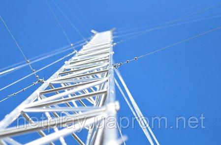 Алюминиевая мачта MА440  -  высота 24м, фото 2