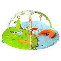 Развивающий коврик для младенца Друзья с проектором Konig Kids 70х53х8 см
