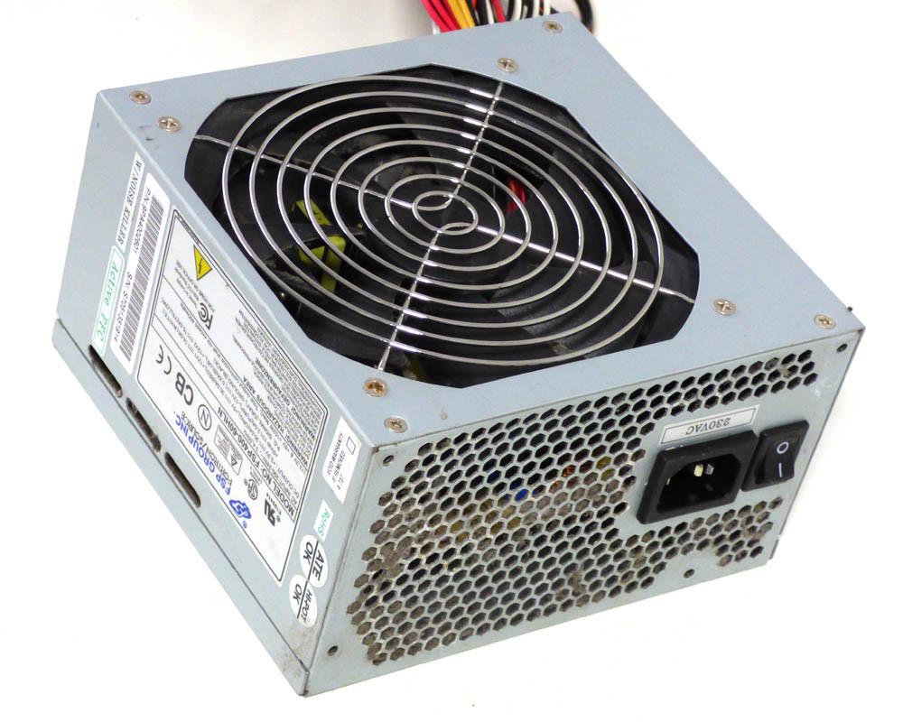 Блок питания FSP 400-60HLN (400w)
