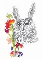Набір для вишивки хрестом RTO M70029 «Сказки старого леса»
