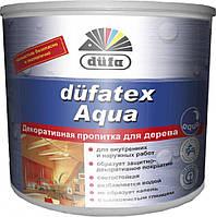 Лазурь Dufatex-Aqua Dufa Сосна 2,5 л