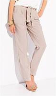 Брюки, штаны женские белые Zaps 2015 новая коллекция Запс светлые