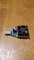 Регулируемая электронная нагрузка 3,7-13V USB15W, фото 1