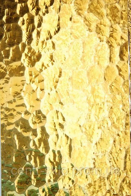 Стекло Атлантик желтый