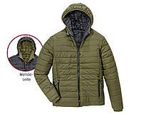 Шикарная двухсторонняя демисезонная мужская куртка от немецкого брєнда CRANE®