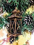 Новогодние игрушки, Новогодний декор, Украшения на Новый год, Символ 2019 года, Рекламный блок (Не для продаж), фото 2