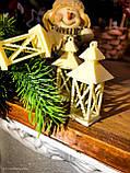 Новогодние игрушки, Новогодний декор, Украшения на Новый год, Символ 2019 года, Рекламный блок (Не для продаж), фото 5