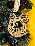 Новогодние игрушки, Новогодний декор, Украшения на Новый год, Символ 2019 года, Рекламный блок (Не для продаж), фото 7