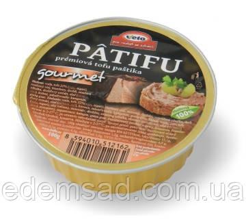 "Паштет из тофу ""Гурман"" PATIFU, 100г"