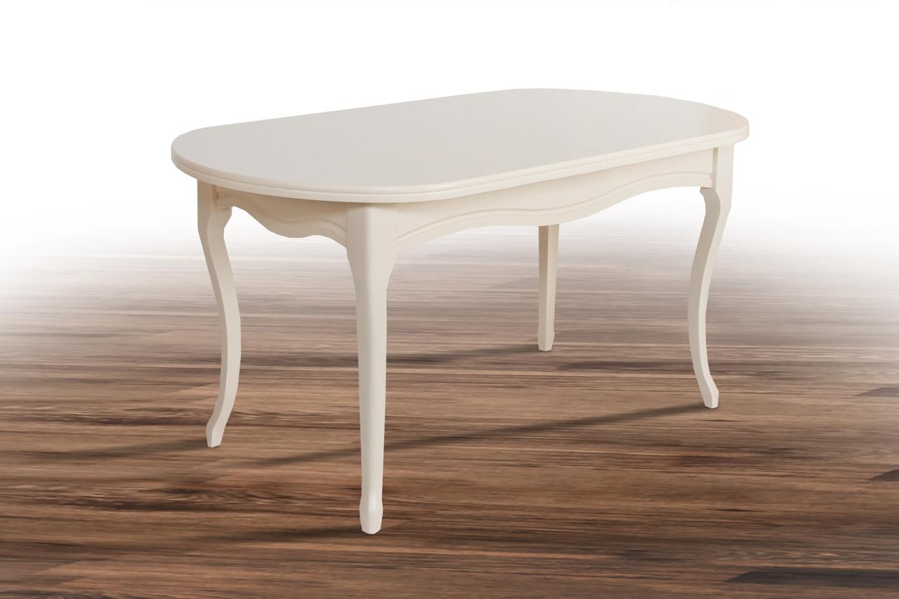 Стол обеденный Оливер 150-200 см (бежевый)