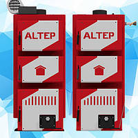 Котел на твердом топливе Altep Classic (Альтеп)12-30 квт
