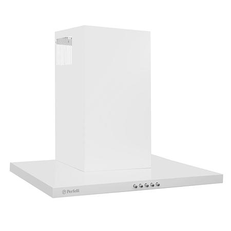 Кухонная вытяжка Perfelli T 6112 A 1000 LED W Т-образная