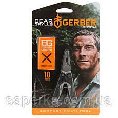 Мультитул Gerber Bear Grylls Compact Multi-tool, фото 3
