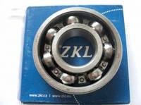 Подшипник ZKL 6305 (25x62x17) однорядный, фото 1