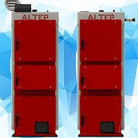 Котел на твердом топливе  Altep Duo Uni Plus (Альтеп) 15-40 кBт