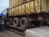 Модернизация автомобильных весов 6 метров 10 тонн, фото 1