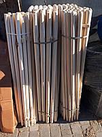 Черенок для лопат и хоз.инвентаря 40 мм/1,2 метра