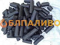 Угольный брикет из антрацита для отопления