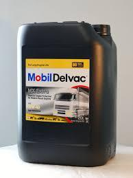 Масло моторное Mobil Delvac  MX Extra 10W-40 , тара 20 л