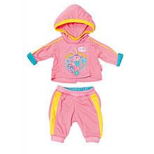 Спортивный костюм для куклы Baby Born Zapf Creation 823774