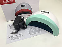 Лампа для маникюра и педикюра Sun 1s 48 Ватт Зеленый, фото 1