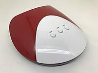 Лампа лампа для маникюра и педикюра Z3 36 Ватт Красный