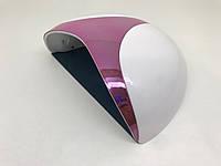 Лампа для маникюра и педикюра К8 36 Ватт Розовый