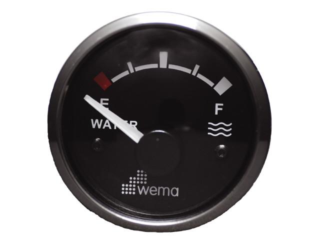 Указатель уровня воды WEMA Silver