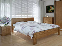 Кровать MeblikOff Эко плюс (160*200) ясень