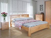 Кровать MeblikOff Кантри (160*200) ясень, фото 1