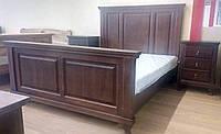 Кровать MeblikOff Дерби (160*200) ясень, фото 1