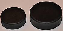 Шайба хокейна Еб-007 мала, гума, чорний