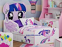 Детская кровать Little Pony Искорка Литл Пони