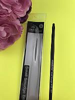 Кисть для растушевки теней №01 Malva Cosmetics