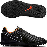 Детские сороконожки Nike TiempoX Legend 7 Club TF Junior AH7261-080, фото 1