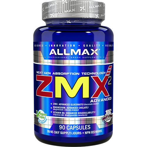 All Max Nutrition ZMX2 90 caps, Олл Макс ЗМХ 90 капсул