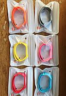 Ремешок Xiaomi mi band 3 Защитная плёнка в подарок  (14  цветов в наличии)