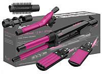 Набір для укладання волосся Pro Ceramic 12 в 1, багатофункціональний стайлер, фото 1