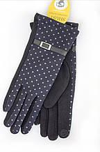 Женские перчатки для сенсорных телефонов