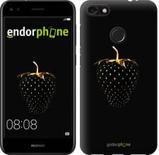"""Чехол на Huawei P9 Lite mini Черная клубника """"3585u-1517-851"""""""