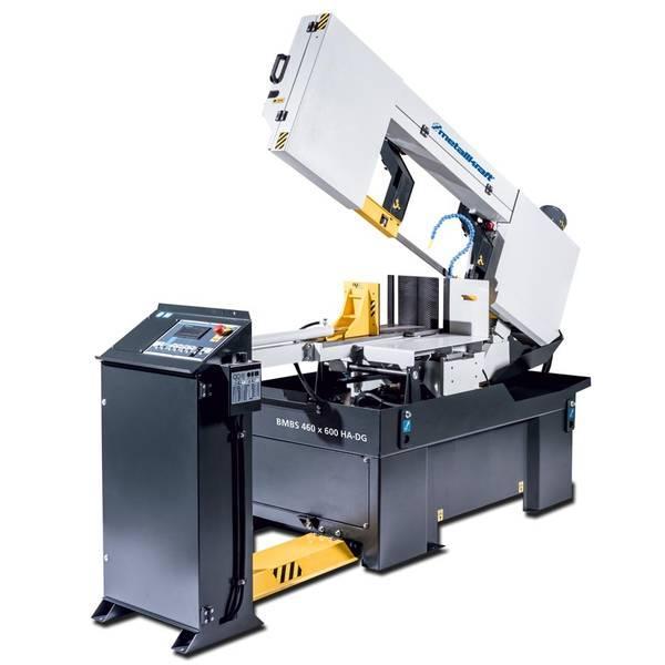 Ленточнопильный станок по металлу Metallkraft BMBS 460 х 600 HA-DG-F