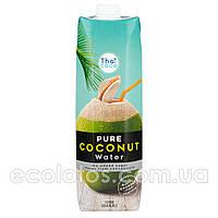 """Кокосовая вода """"Thai Coco"""" 1 л, Таиланд"""