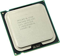 Двухъядерный процессор intel E5300 2.6GHz/2Mb/800. Гарантия. LGA775