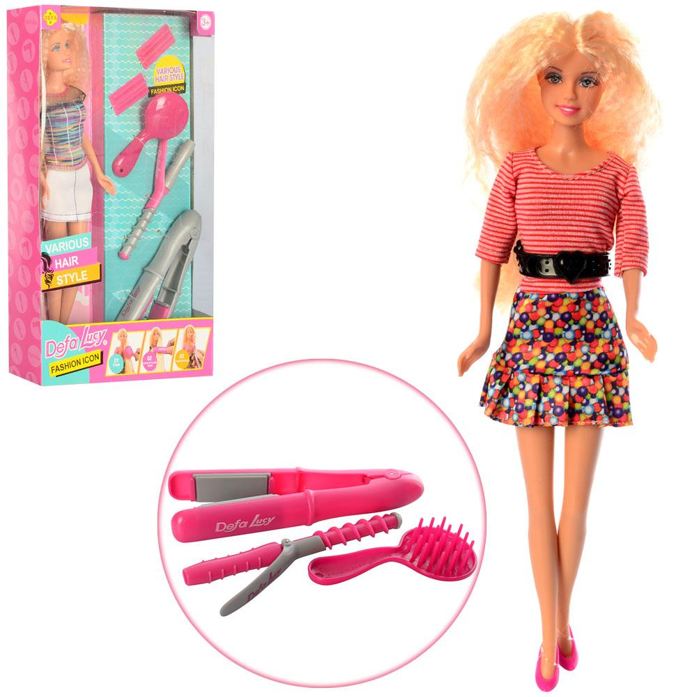 Кукла DEFA 8381-BF  30см